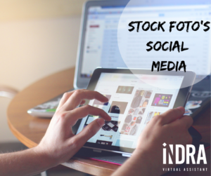 stockfoto's gratis social media tips