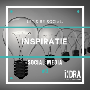 SOCIAL MEDIA #4 Inspiratie
