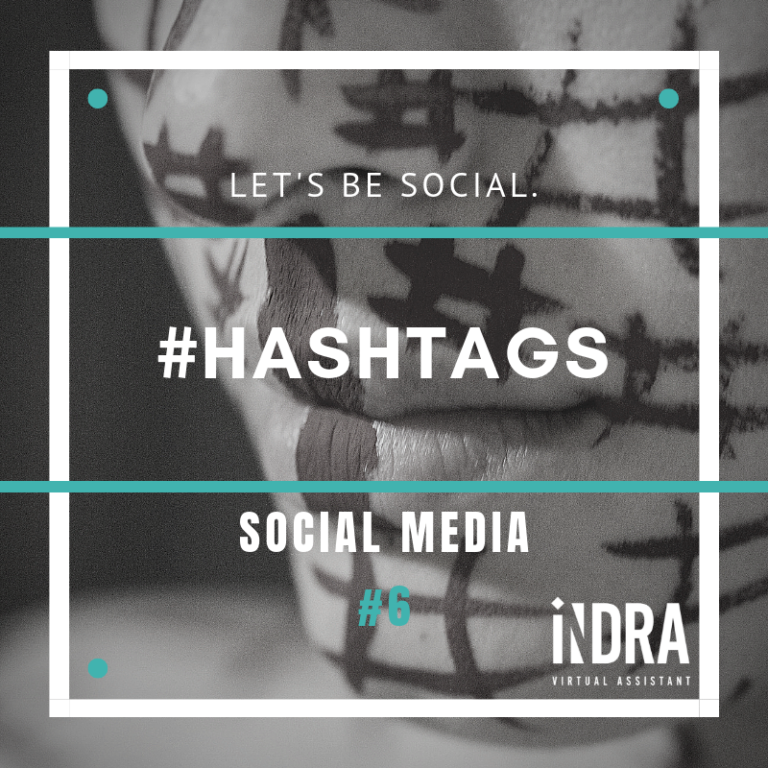 social media #6 hashtags