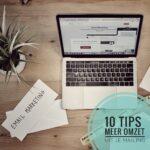 10 tips meer omzet uit je mailing